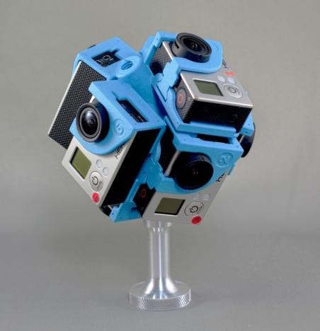grabar 360 grados gopro 360hero
