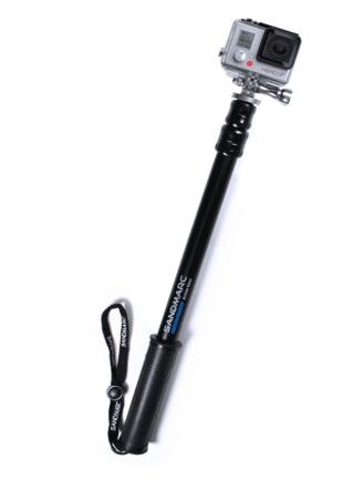 Aluminio-Lanza-extensible-de-43-cm-a-102-cm-para-GoPro